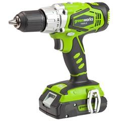 Greenworks Accu Schroef-Boormachine 24 Volt Zonder Accu En Lader