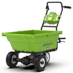 Greenworks Accu Kruiwagen 40 Volt Met 4.0 Ah Accu En Lader