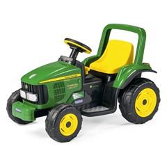 Peg Pérego John Deere Power Pull Tractor 6 Volt