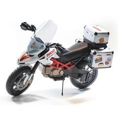 Peg Pérego Ducati Motor Hypercross  12-Volt