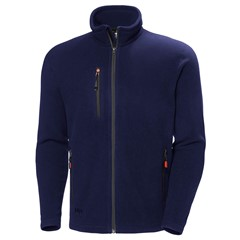Helly Hansen Oxford Fleece Jacket Navy