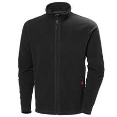 Helly Hansen Oxford Light Fleece Jacket Zwart