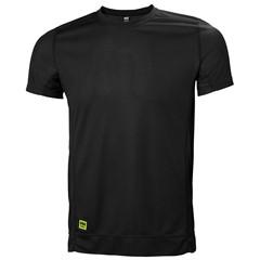 Helly Hansen T-Shirt Lifa Zwart