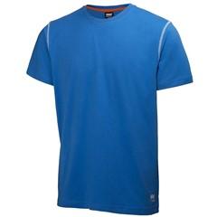 Helly Hansen T-Shirt Oxford 79024 200gr Racerblauw