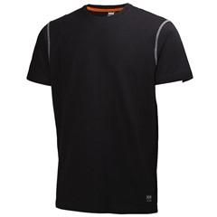 Helly Hansen T-Shirt Oxford 79024 200gr Zwart