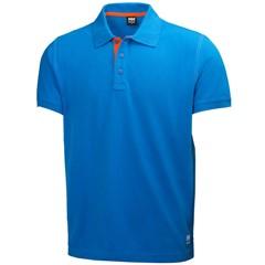 Helly Hansen Poloshirt Oxford 79025 210gr Racerblauw