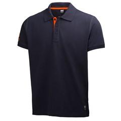 Helly Hansen Poloshirt Oxford 79025 210gr Marine