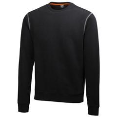 Helly Hansen Sweater Oxford Zwart