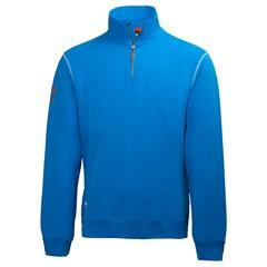 Helly Hansen Sweater Oxford Blauw