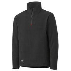 Helly Hansen Sweater Richmond Grijs/Zwart Maat M