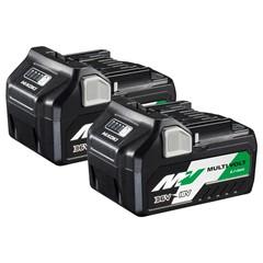 HiKOKI 373788 MULTI VOLT batterijpack Exclusief Lader