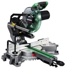 Hikoki Afkortzaagmachine C8FSHGWAZ met laser 1.100W 216 mm