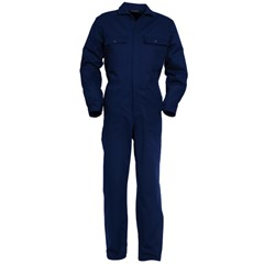 Havep Basic Katoen/Polyester Overall 2154 Marine