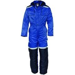 Havep Basic Polyester/Katoen Winter Overall 2206 Korenblauw/Marine