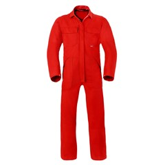 Havep 4safety Katoen/Polyester Las Overall 2559 Rood