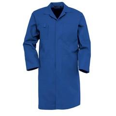 HaVeP Basic Lange jas/Stofjas 4043 Kleur Korenblauw
