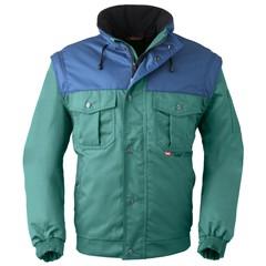 Havep 5065 All seasonjack Groen/marineblauw