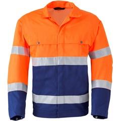 HAVEP Hi-Vis Jack 5105 Blauw/Oranje