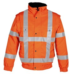 HAVEP Hi-Vis All Season Jas RWS 5126 Oranje