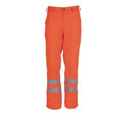 HaVeP Werkbroek High Visibility 8394 Fluor oranje