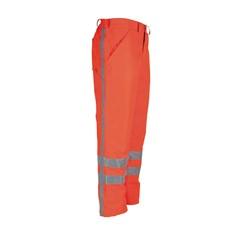 HaVeP High Visibility Werkbroek RWS 8417 Kleur Fluor oranje