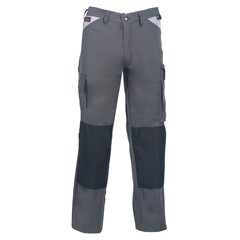 HAVEP Werkbroek Multi Line 8556 Charcoal grijs/grijs/zwart