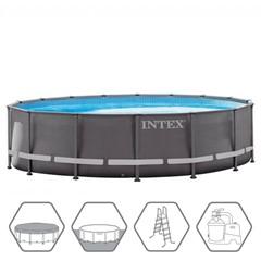 Intex Zwembad Ultra Frame 549 x 132 cm