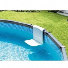 Intex Zwembadstoeltje - Wit