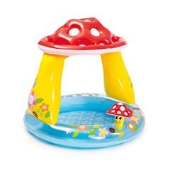 Intex Babyzwembad Paddenstoel Ø 102 cm