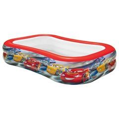 Intex Kinderzwembad Cars - 262 x 175 x 56 cm