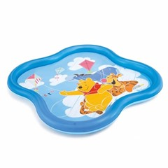 Intex Babyzwembad Winnie de Poeh Spray - 140 x 140 x 10 cm