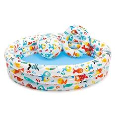 Intex Kinderzwembad Vissenkom Set