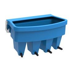 Lammerenbar met Compartimenten (4 Spenen) - 12 Liter