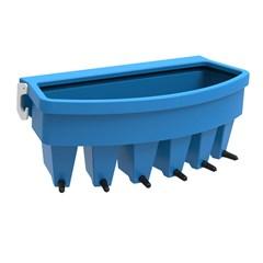 Lammerenbar met Compartimenten (6 Spenen) - 18 Liter