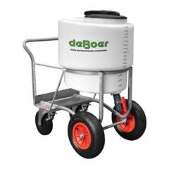 De Boer melktransporter 170 liter met kraan