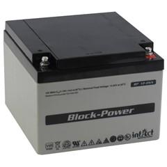 Intact Block Power Accu 26 Ah