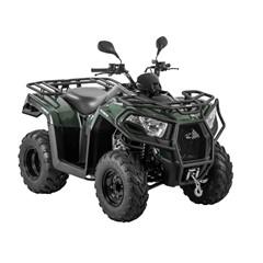 Kymco MXU 300 T3B Groen - 270 cc 4-takt