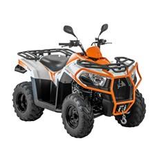Kymco MXU 300 T3B Oranje - 270 cc 4-takt