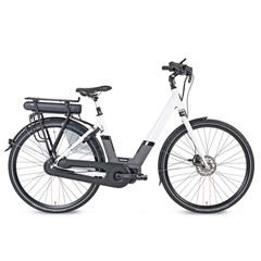 Kymco E-bike City Wit  - 48 Damesmodel