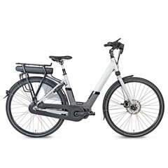 Kymco E-bike City Comfort Zilver - 48 Damesmodel