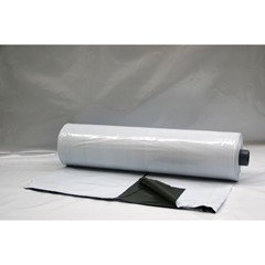 Landbouwplastic Hermetix Wit/Groen - 6 Meter Breed