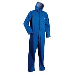 De Boer Microflex Spuitoverall Koningsblauw