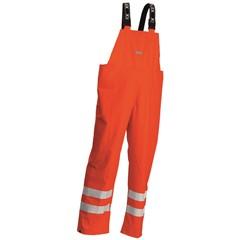 De Boer Amerikaanse Spuitoverall Microflex Hi-Vis Fluor Oranje