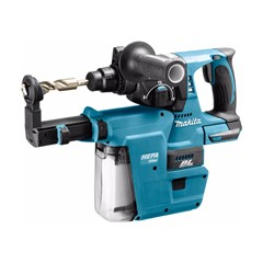 Makita DHR242ZJV  SDS-plus combihamer incl. stofafzuiging body in Mbox