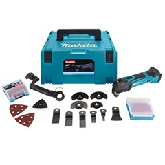 Makita Multitool DTM51ZJX3 - 18 Volt