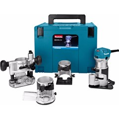 Makita RT0700CX3J Boven-, kantenfrees in M-Box