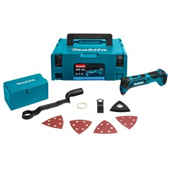Makita Multitool TM30DZJX4 - 10,8 Volt