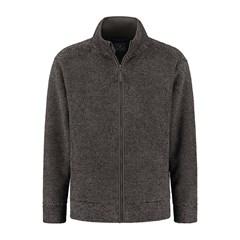 MGO Fleece Vest King - Antraciet