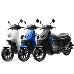 NIU E-Motor Mqi+ GT Standaard 45 km