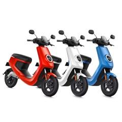 NIU E-Scooter MQi 45 km